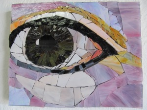 'Eye on You' Mosaic